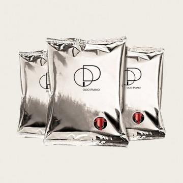 Bag in box olio extravergine d'oliva biologico 3 lt ricarica