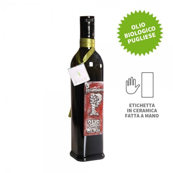 Olio extravergine d'oliva biologico 500 ml Platinum Label