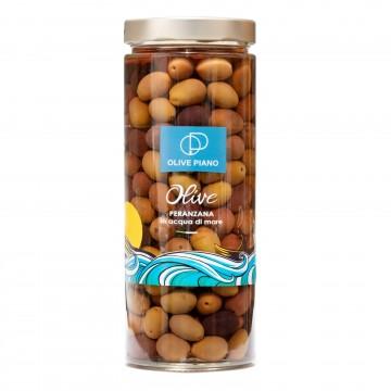 Olives peranzana à l'eau de...