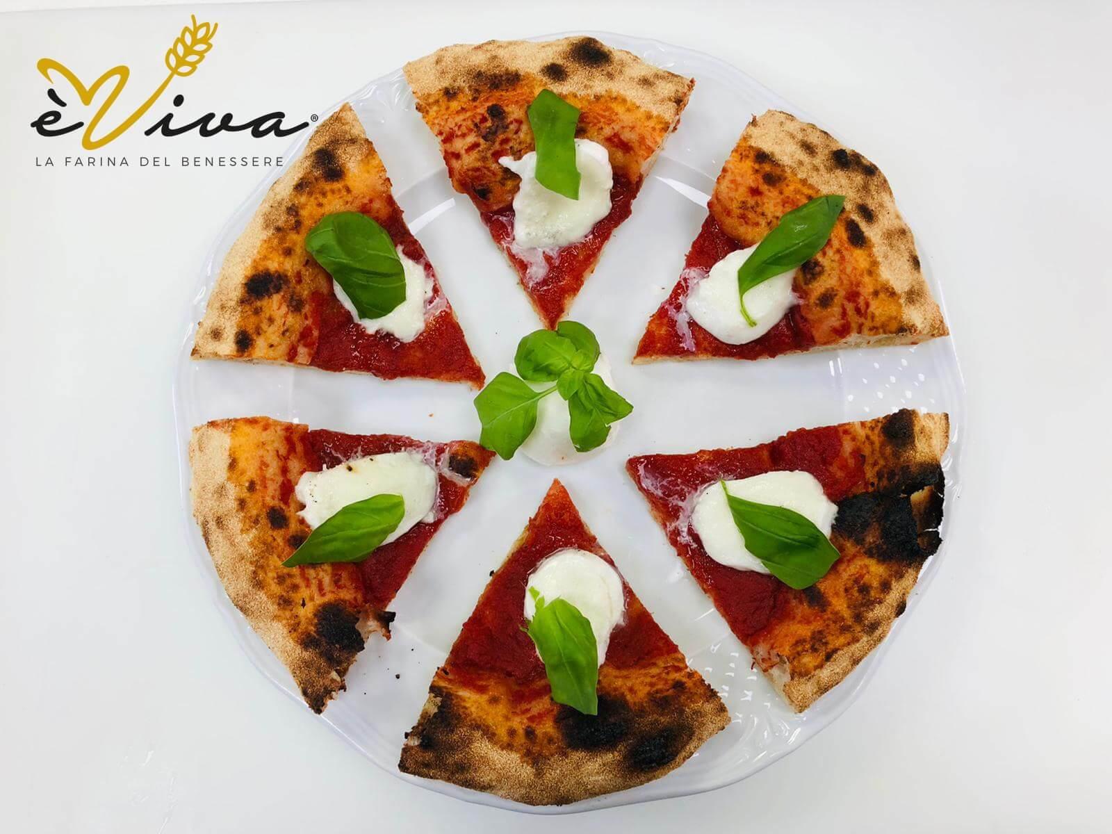 Ricetta Pizza Napoletana Viva La Focaccia.Ricetta Pizza Napoletana Ricetta Con Eviva La Farina